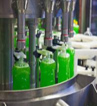 Fábrica de detergentes