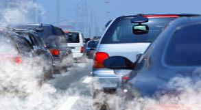 Carros no trânsito