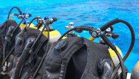 cilindros para mergulhadores