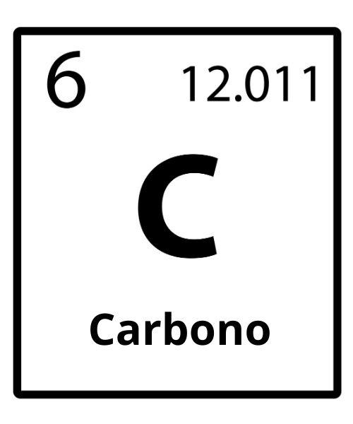 O carbono é um elemento abundante no Universo.