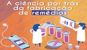 Podcast sobre ciência por trás dos medicamentos