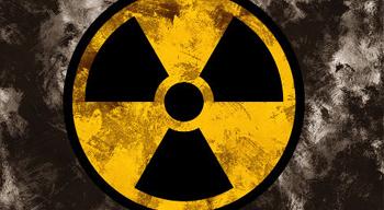 Símbolo da radiação