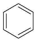 Fórmula estrutural do benzeno