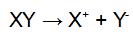 Equação de dissociação