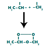 Fórmula estrutural do ozoneto