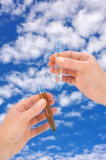 A concentração em ppm é muito usada para medir gases poluentes no ar e metais pesados na água