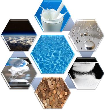 A grande diversidade de materiais que vemos ao nosso redor podem ser misturas ou substâncias puras