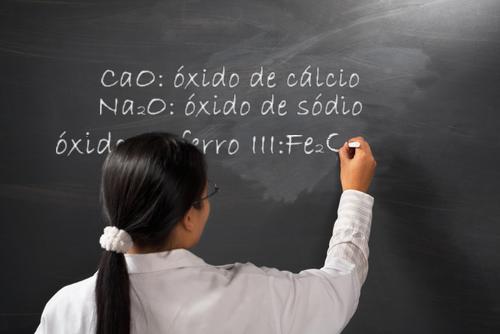 A nomenclatura dos óxidos segue algumas regras específicas