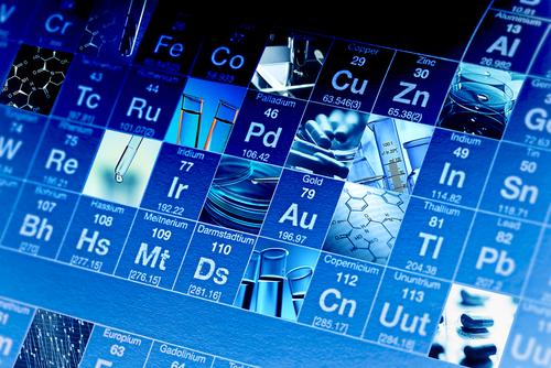 A organização da Tabela Periódica auxilia no estudo das propriedades dos elementos químicos