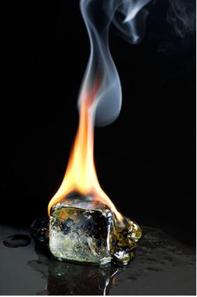 A termoquímica estuda processos em que há trocas de calor, tanto absorção (endotérmicos) quanto liberação (exotérmicos)
