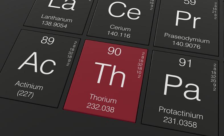 Alguns elementos de transição interna da Tabela Periódica