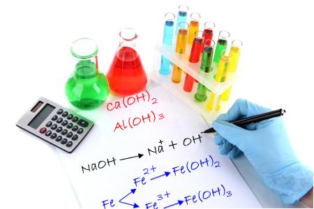 As bases liberam em meio aquoso o íon hidróxido como único ânion