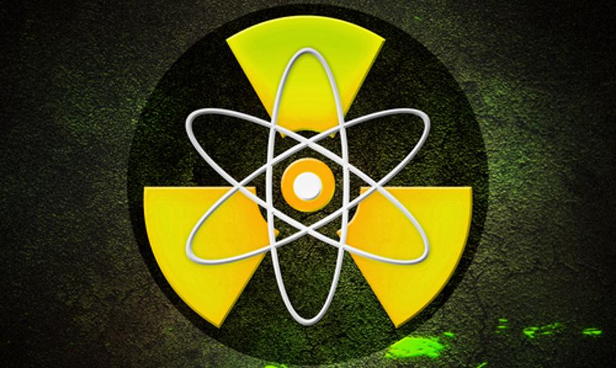 As reações nucleares ocorrem no núcleo do átomo
