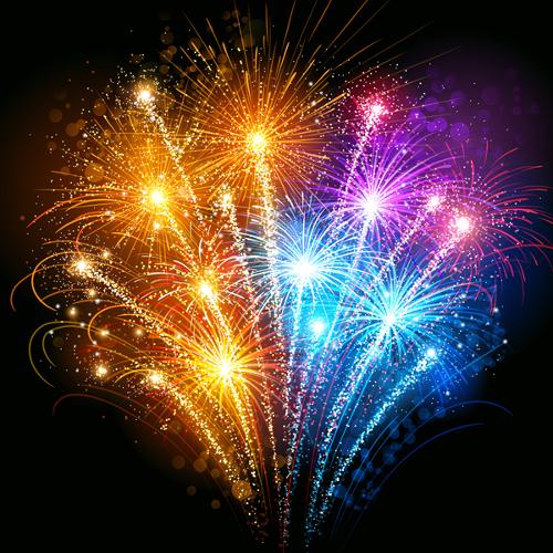 Fogos de artifício são um exemplo de uma reação com baixa energia de ativação