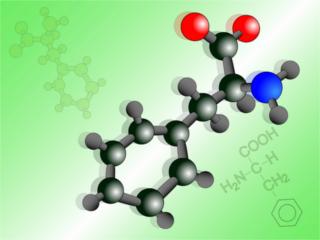 Na fórmula do aminoácido fenilalanina acima existem carbonos primários, secundários e terciários