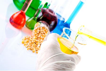 O biodiesel é produzido por meio de reações de esterificação e transesterificação de óleos vegetais com álcoois