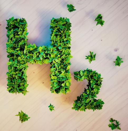O gás hidrogênio é muito utilizado como reagente em reações orgânicas de redução