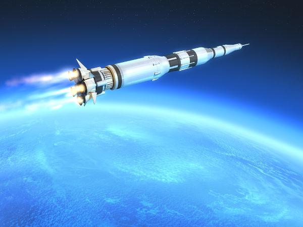 O hidreto de alumínio é utilizado como combustível de foguetes