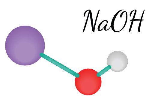 O hidróxido de sódio é uma substância obtida a partir de eletrólise em meio aquoso