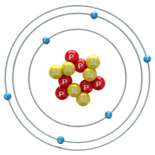 O isótopo do carbono mais abundante na natureza é o carbono-12, que possui seis prótons e seis nêutrons