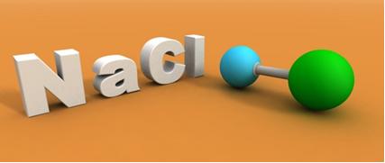 O sal de cozinha é um exemplo de substância formada por meio de ligação iônica