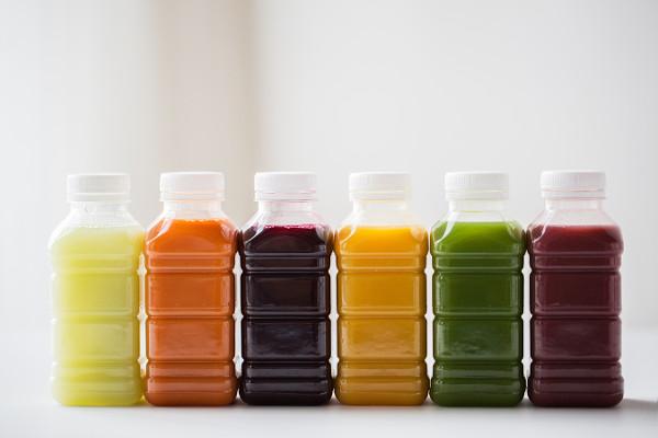 O suco concentrado é um exemplo de solução que deve ser diluída