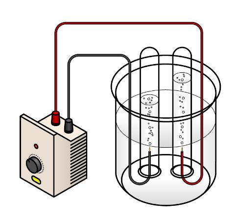 Os cálculos relacionados à eletrólise podem ser utilizados para determinar o volume de gás produzido.