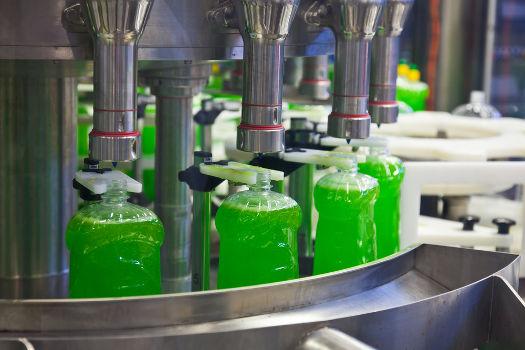Os detergentes líquidos são muito utilizados no dia a dia