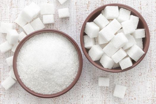 Os edulcorantes são uma alternativa ao uso do açúcar comum