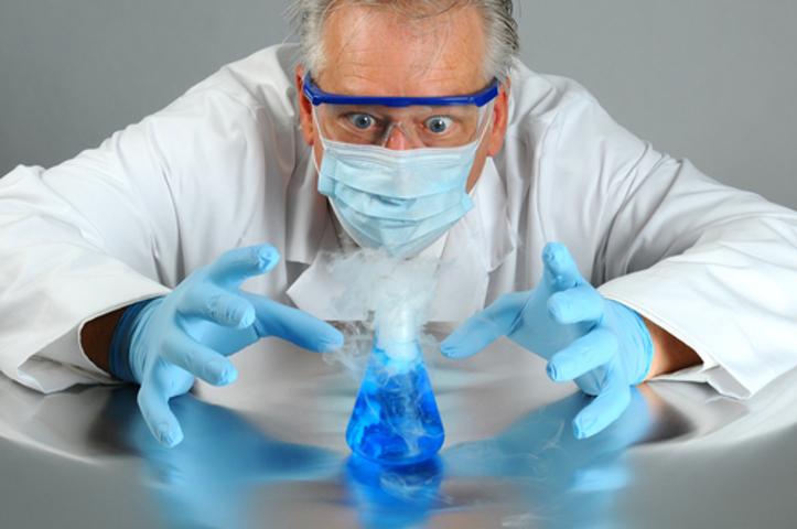 Reações químicas podem processar-se em várias etapas